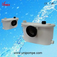 HMAC-400 Sanisplit toilet Macerator Pump for sewage lifting