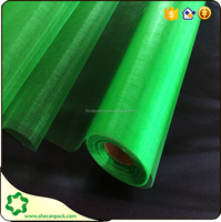 China supplier 29cm*30m good choose floral wrapping organza fabric