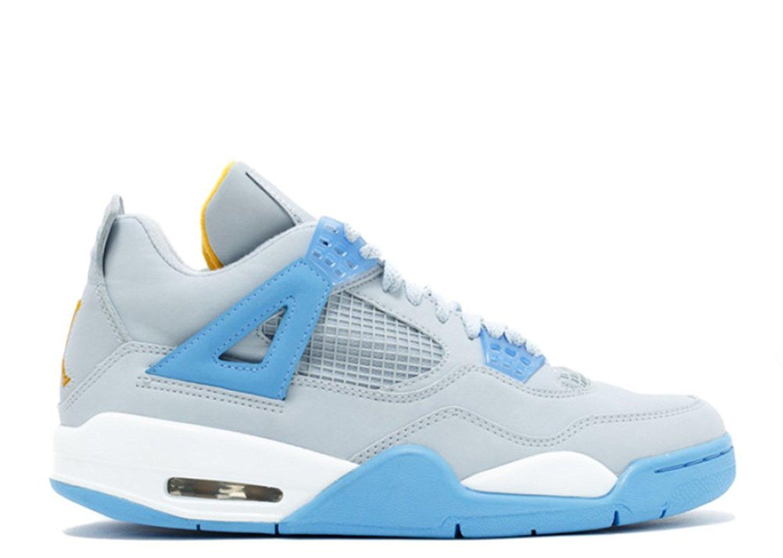 Tony Barnard Retro Basketball Shoe 63597195124 air jordan 4 retro ls mist blue university gold leaf white 010423 1 Leather Basketball Shoes