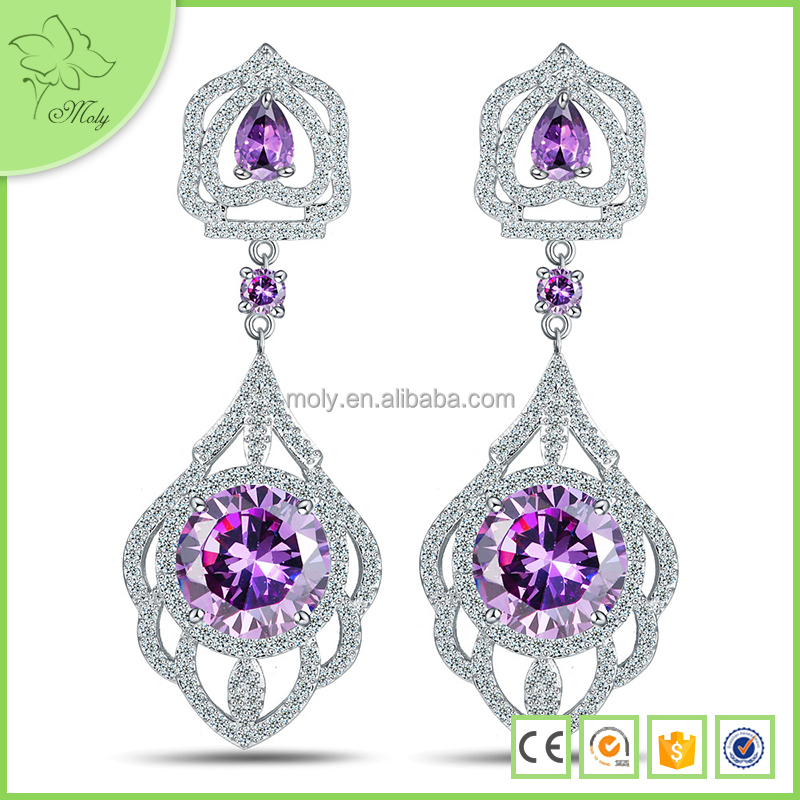 Latest Fashion All Types Of Earrings Top Model Designs Gold ...