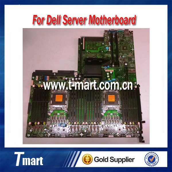 100% working Server Motherboard For Dell PowerEdge R720 0X3D66 server system mainboard with fully tested