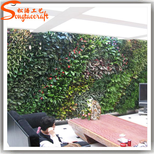 2015 factory chinese top level indoor outdoor hanging artificial
