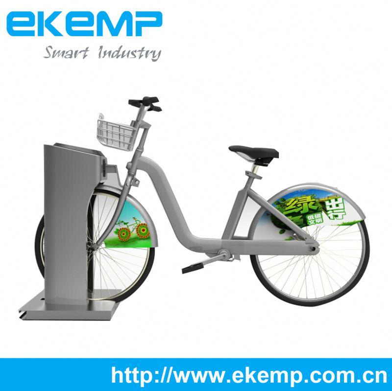 Bike Sharing Solution Managing Box for Park