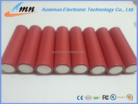 best price 3.7V 2600MAH 18650 battery lithium ion rechange protected battery cell with PCB