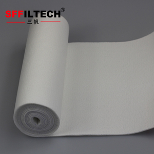high quality air slide fabric for dust collector