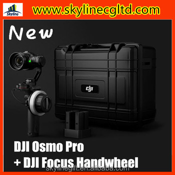 New Arrival DJI Osmo pro handheld gimbal camera with Zenmuse X5 camera and dji focus