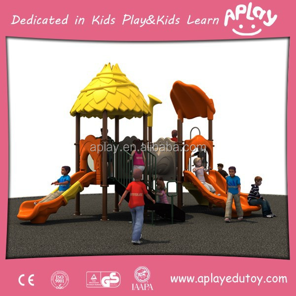Natural World Series Preschool Kids Outdoor Play Areas for Sale