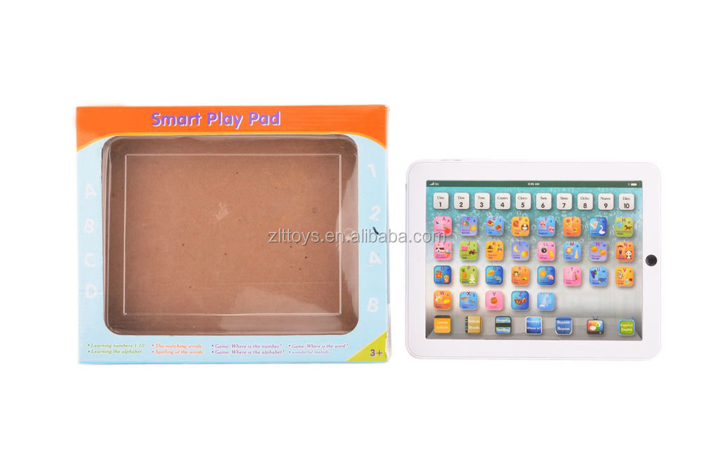 Educational Ipad Toys touch-screen tablet computer learning machine for kid