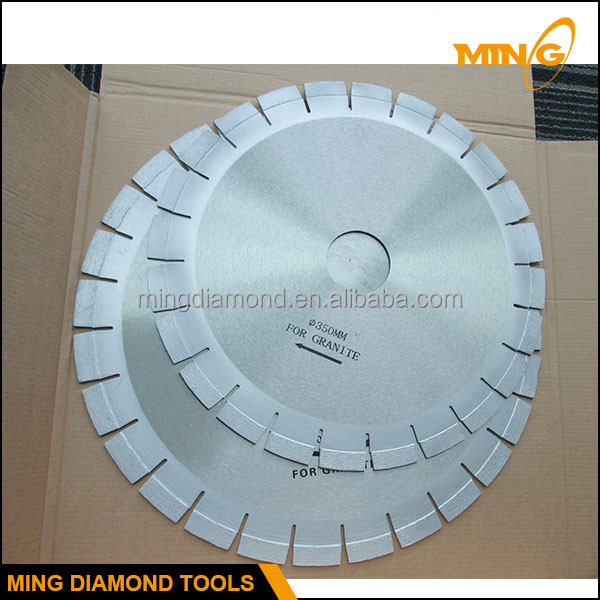 Ti-coated Finishing Blade Material and Diamond Cutting Disc
