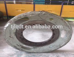Schindler elevator parts,traction elevator wheel,lift spare parts