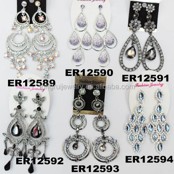 Buy Cheap China large silver chandelier earrings Products, Find ...