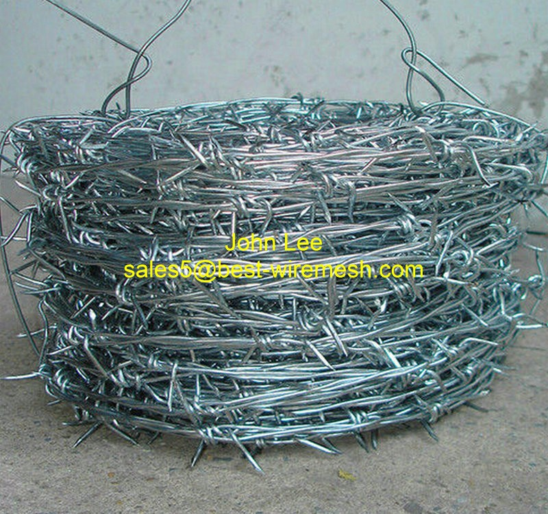 Barbed Wire 100m, Barbed Wire 100m Suppliers and Manufacturers at ...