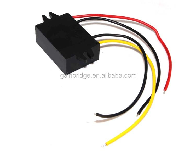 12V DC to 48V DC converter power supply, 1A/3A/5A, Manufacturer, Customization available