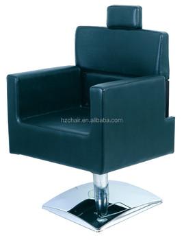 Salon Tukang Cukur Kursi Reclining Adjustable Sederhana Untuk Rambut ... 40fe6c3eac