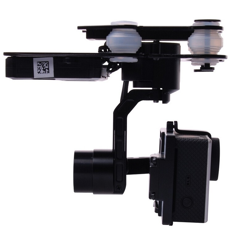professional 2 axis brushless motor camera gimbal stabilizer for FPV