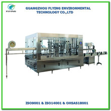 Pure bottled water making machine / mineral water filling machinery / bottled water production line