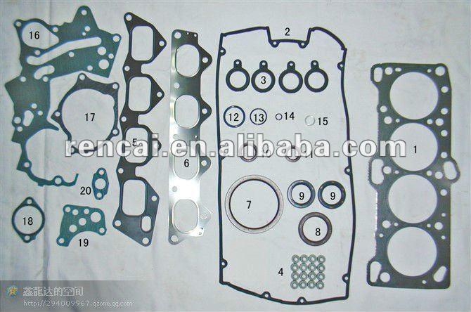 For Mitsubishi Engine 4g63-e33 Md971619 Engine Gasket Set
