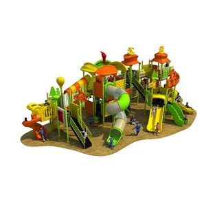 Commercial Kids outdoor Playground Equipment prices