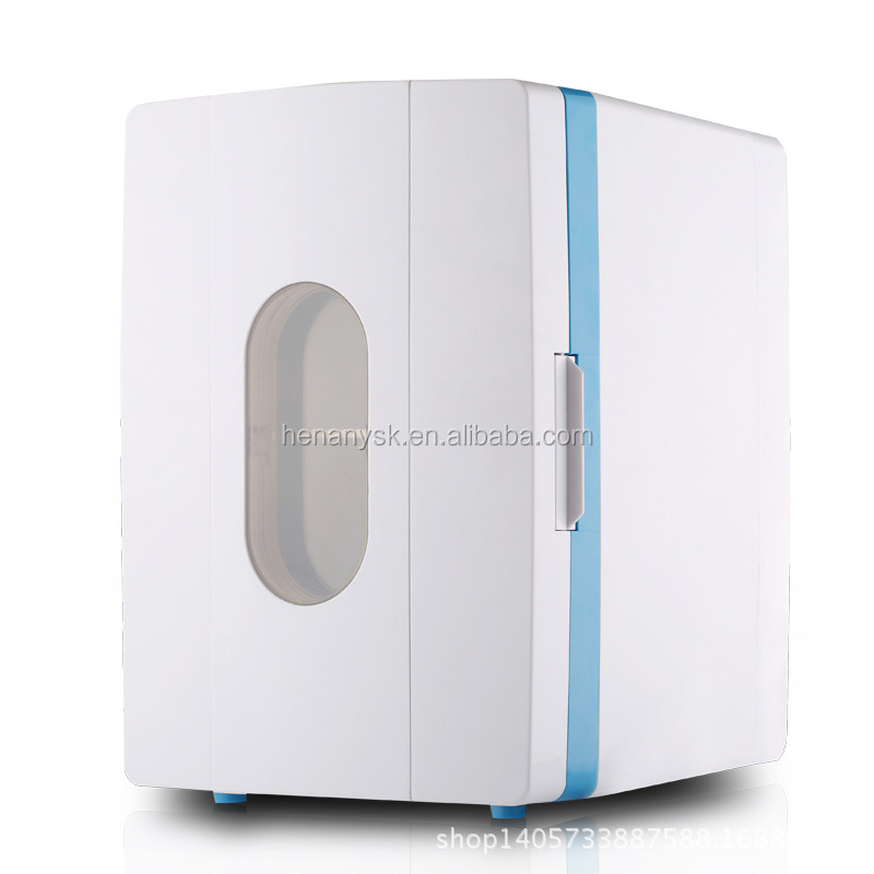 10L Car Refrigerator Side Door Hot And Cold Dual-Use Refrigerator Car And Household