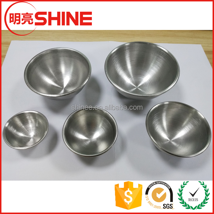 Original Factory Stainless Steel 304 Bath Bomb Mold Custom