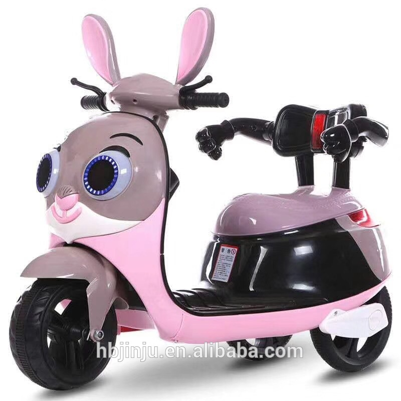 cheap Rabbit electric car /kids motorcycle price/cheap baby motorcycle