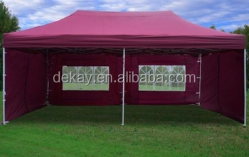 4x8m Heavy Duty Aluminum Outdoor Party Marquee Commercial Canopy ...