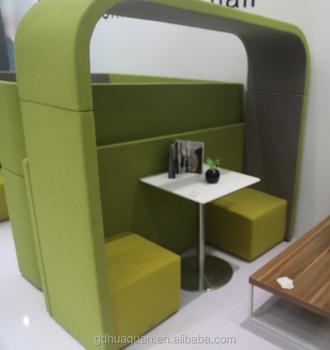 Beste Design Buro Offentliche Stoff Telefonzelle Treffen Pod Fur