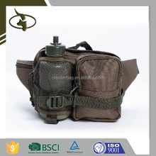 Camo Military Army Canteen Sports Water Bottle Carrier