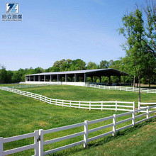 horse barns for riding arena