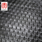 Big Silver Rivet Embossed PU Leather 0.5mm Thickness For Garment Bags