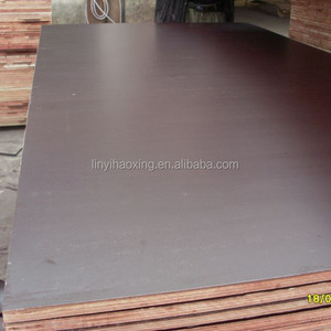 9mm WBP glue combi core film faced plywood