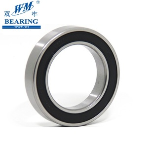 MLZ WM BRAND Trade assurance wholesale miniature deep groove ball bearings 6203 high quality sk 6007 ball bearing