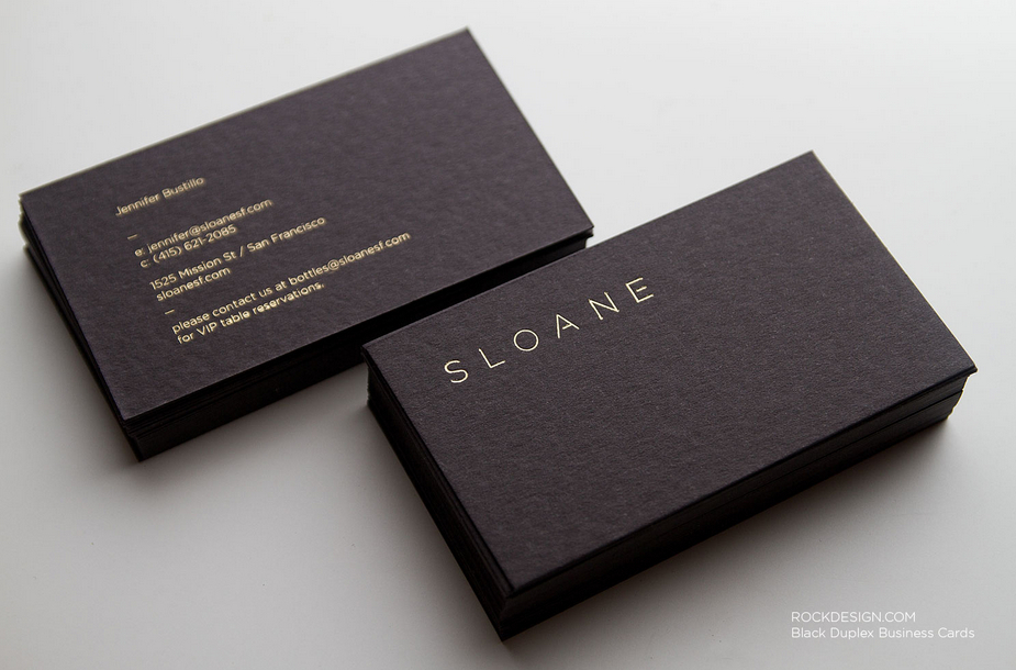 Paper Paperboard Product Material And Business Card Product Type