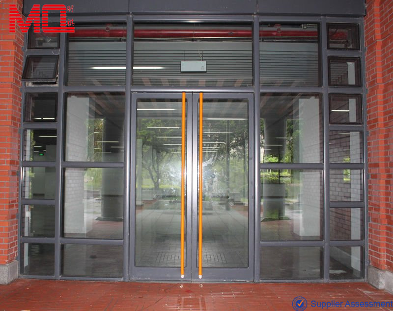 Aluminum Glass Entrance Doorlobby Entrance Door Buy Lobby