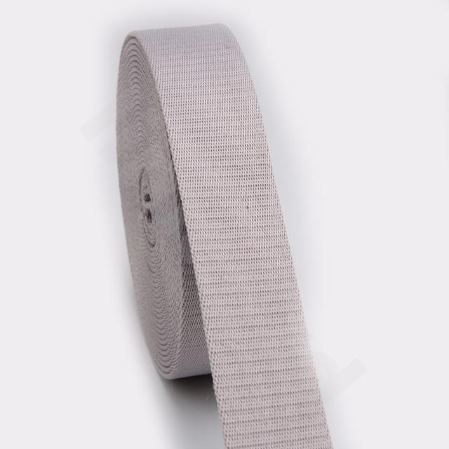 45MM Reforzado correa del bolso 100/% Algodón Cinturón De Lona Tela de la manija de las correas fuerte