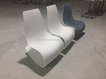Superieur New Design Corian Furniture Solid Surface Corian Lounge Chair
