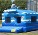 Inflatable Seaworld combo jumper bouncer castle inflatable bouncer