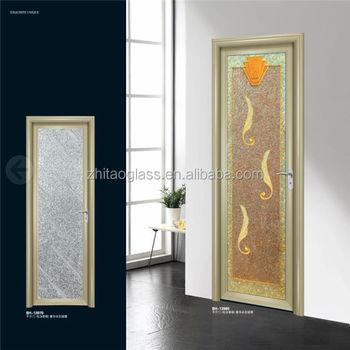 Interior Aluminium Kitchen Glass Swing Door Design Buy