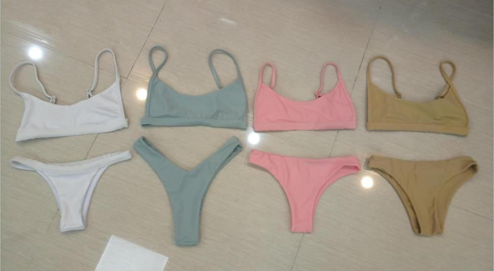 b0af9b00190 Oem Custom Bathing Suits Manufacturer Summer Beach Swimsuit Sexy Hot Sale  One Piece Velvet Backless Extreme Bikini - Buy Swimwear Manufacturer,Velvet  ...
