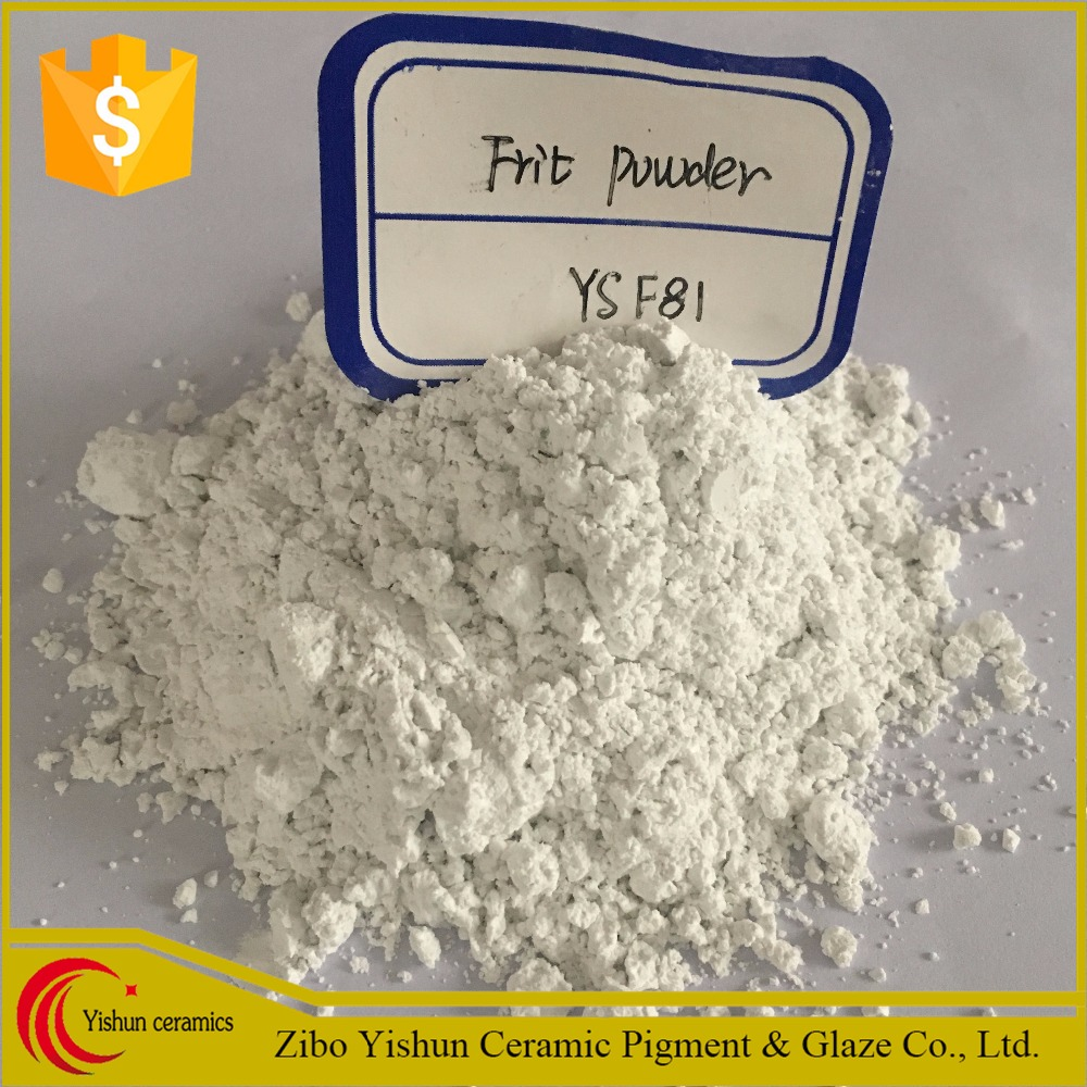 high quality low temperature powdered frits ,glass frit or printing powder