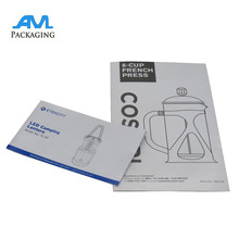 Carta <span class=keywords><strong>di</strong></span> alta Qualità Stampato Colore Unico <span class=keywords><strong>Stampa</strong></span> Brochure Maker <span class=keywords><strong>Manuale</strong></span> D'uso