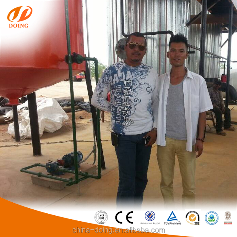 Distillation machine waste oil diesel fuel /waste oil to diesel