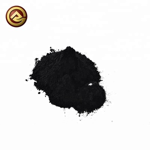High quality warranted thermal batteries fe powder solid color ceramic tile synthetic iron oxide in black