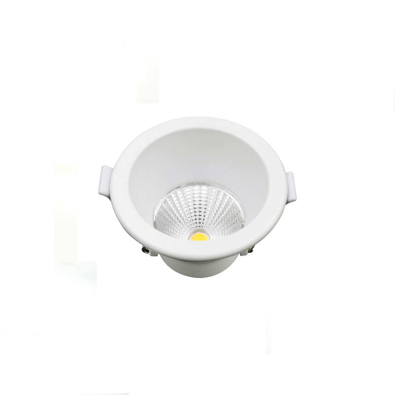 Wholesale price dimmable anti glare COB 7 watt recessed led <strong>downlight</strong>