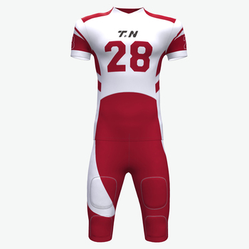 7157b0a3 2018 American Cheap Custom Sublimation Print Blank Football Jersey Made In  China - Buy Sublimation American Football Uniform,Custom Made College ...