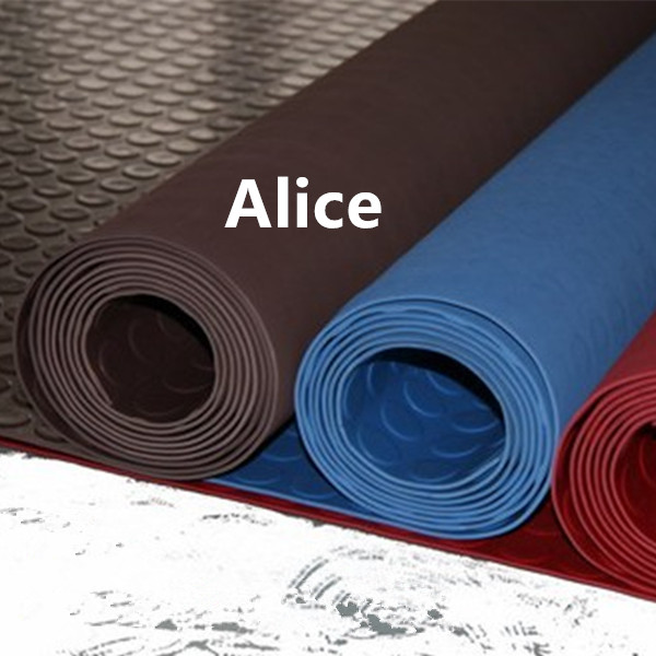 rubber eva foam sheet/roll Recycle Natural rubber roll/sheet