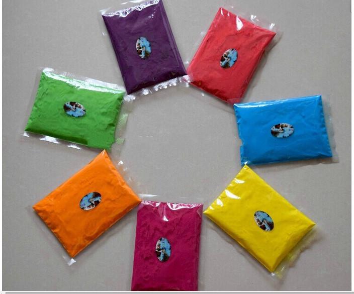 Event Party Supplies Holi Festival Decoration Colour Powder Non ...