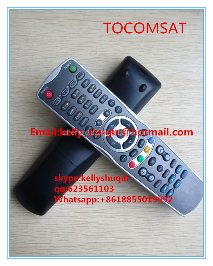 52 Keys Tocomsat Remote Control For Duplo Hd+ And Phoenix Hd Satellite  Receiver Box - Buy Tocomsat Remote Control,Tocomsat Phoenix Full Hd,4 In 1
