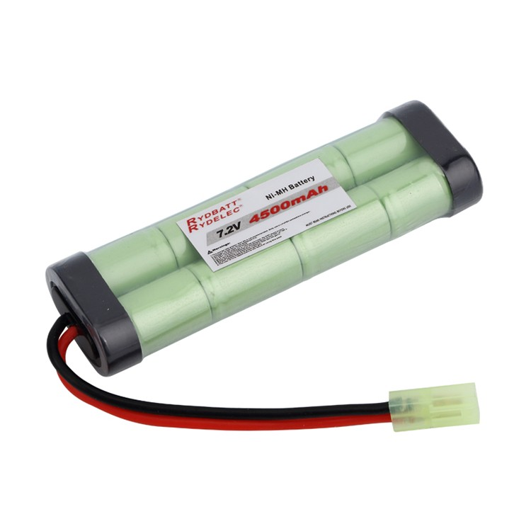 Ni-MH SC- 8S1P- 9.6V 4500mAh cheap battery pack for portable electronic equipment