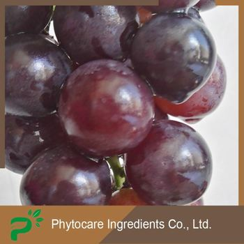 Low prices best share resveratrol grape peel extracts